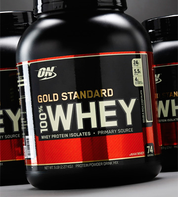 Обзор Optimum Nutrition Gold Standard 100% Whey