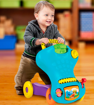 Обзор Playskool Ходунки Каталка