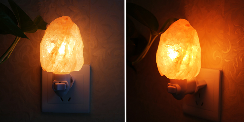 "Обзор AGM ""Himalayan Salt Lamp"" Ночник"