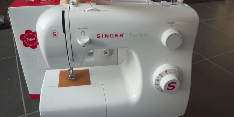 Обзор SINGER Tradition 2250