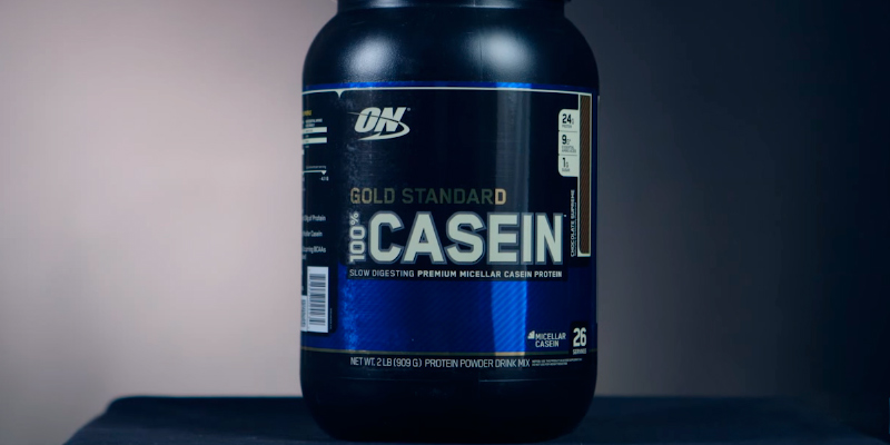 Обзор Optimum Nutrition Gold Standard Casein