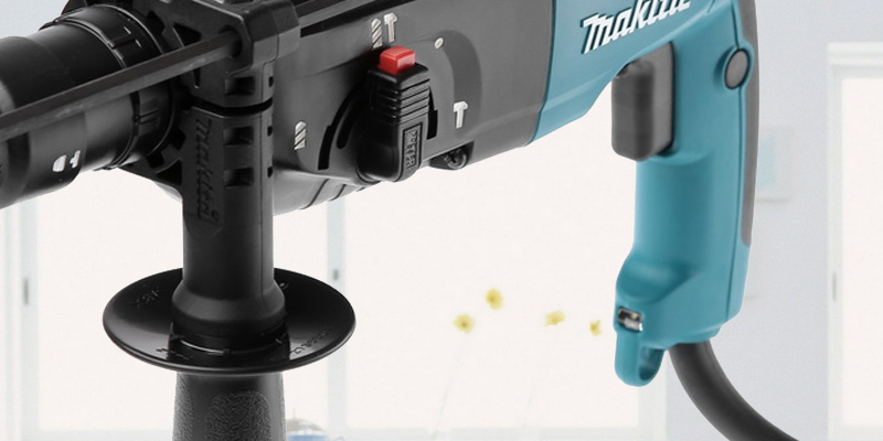 Makita HR 2450 FT применение