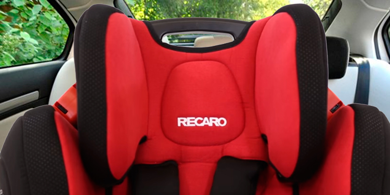 Обзор RECARO Young Sport HERO Racing Red