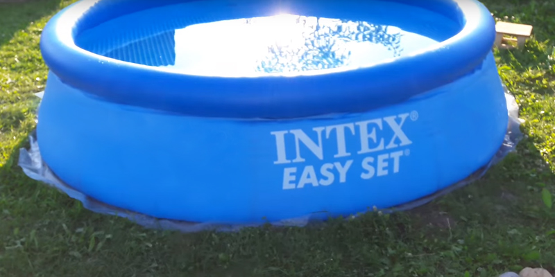Обзор Intex Easy Set 28120/56920 Бассейн