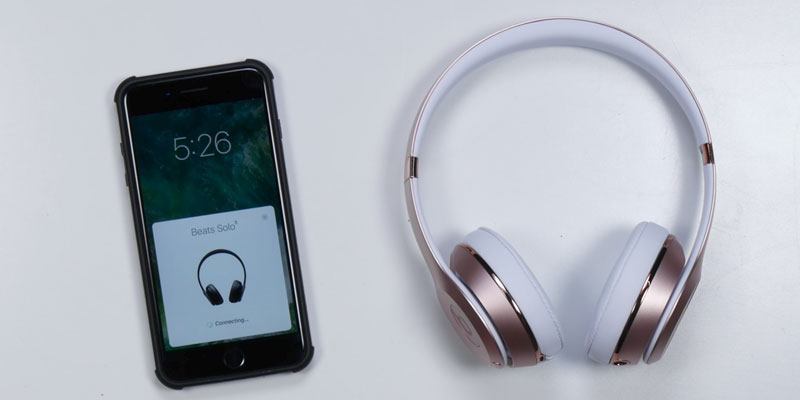 Beats Solo3 Wireless применение