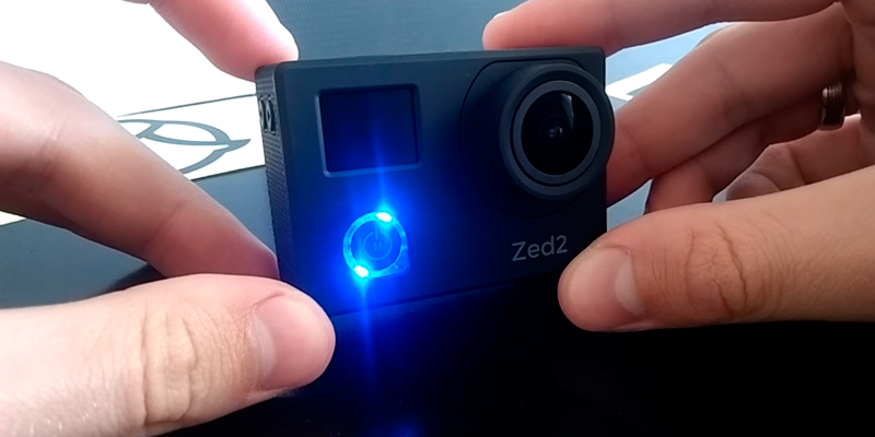 Обзор AC-Robin ZED2 Экшн Камера