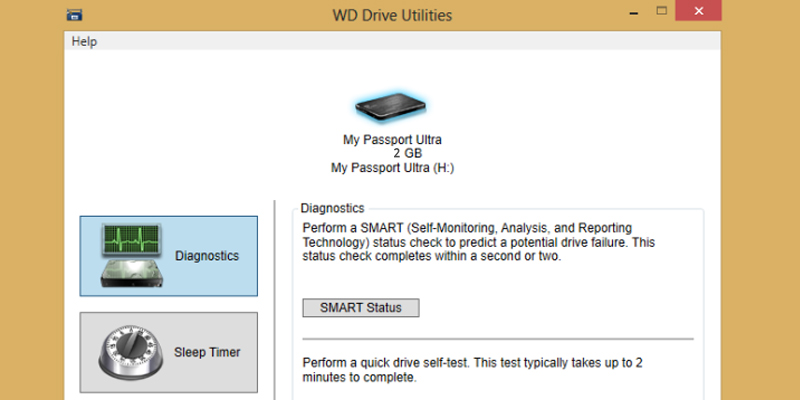 Western Digital My Passport WDB применение