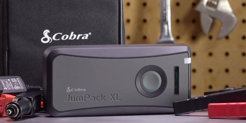 Обзор Cobra JumPack XL