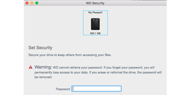 Подробный обзор Western Digital My Passport WDB