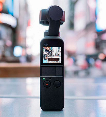 Обзор DJI Osmo Pocket Экшн-камера