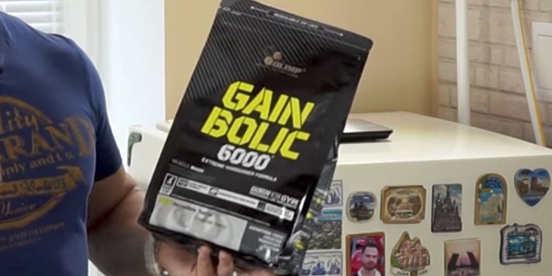 Подробный обзор Olimp Sport Nutrition Gain Bolic 6000