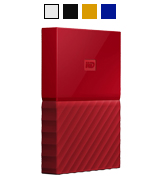 Western Digital My Passport WDB Внешний HDD