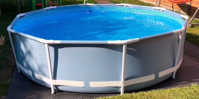 Intex Prism Frame Pool (26706) Бассейн в использовании