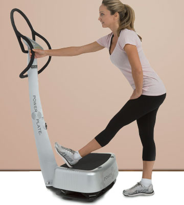 Обзор Power Plate my3 Виброплатформа