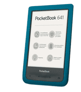 PocketBook 641 Aqua 2 Электронная книга