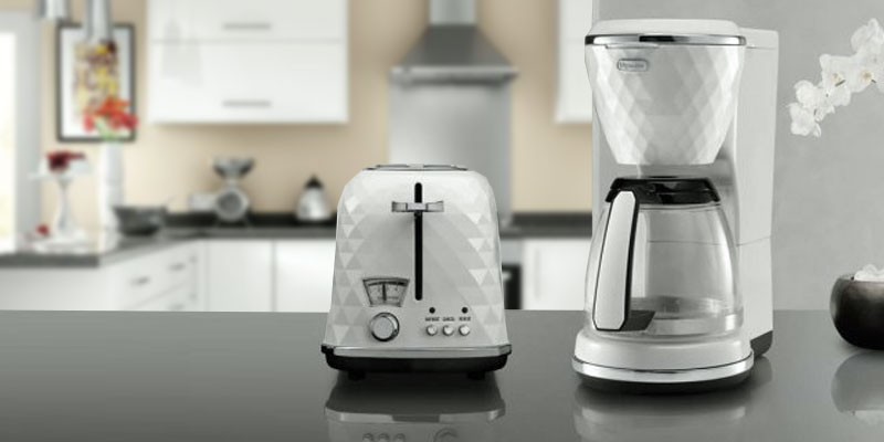 Delonghi Brillante CTJ2103.W в использовании