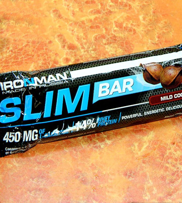 Обзор Ironman Slim Bar
