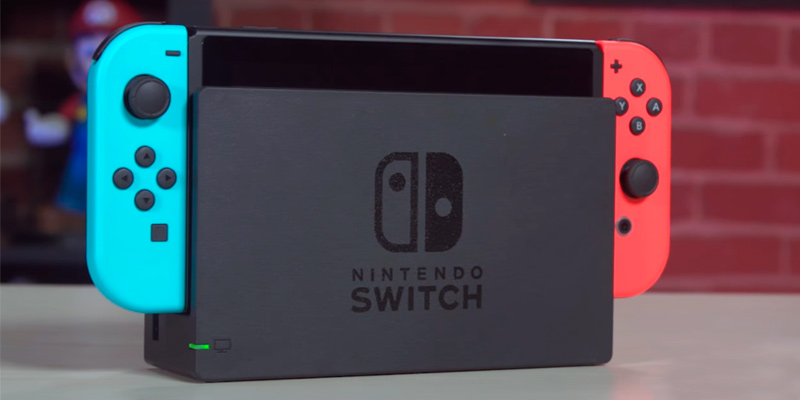 Nintendo Switch ConSWT2 применение